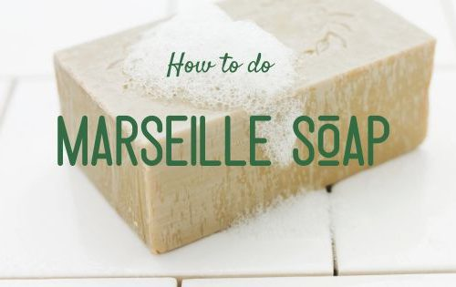 marseille soap making