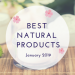 best natural product january