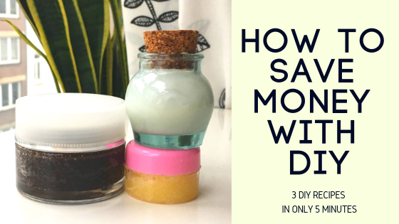 how to save money with diy