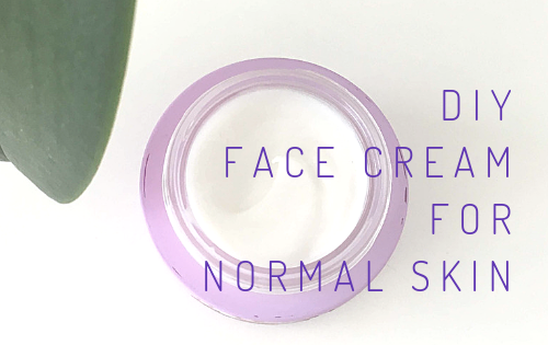 face cream normal skin