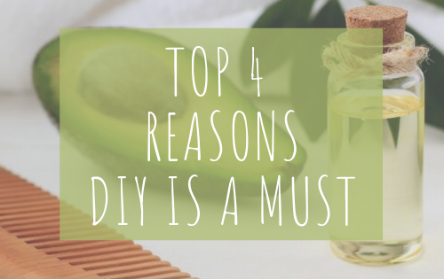 TOP 4 reasons DIY is must