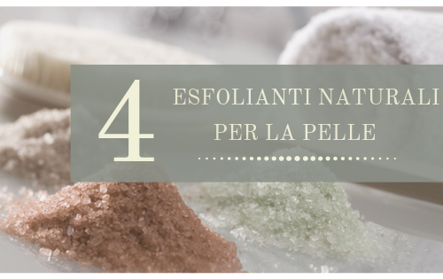 esfolianti naturali