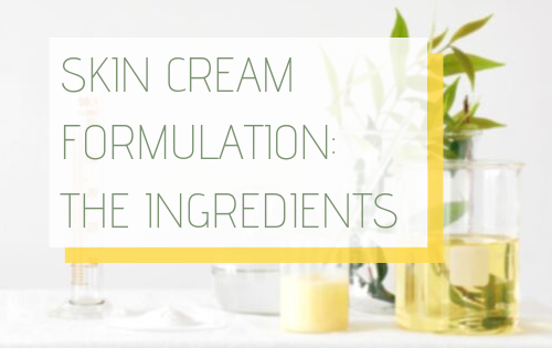 Skin formulation ingredients