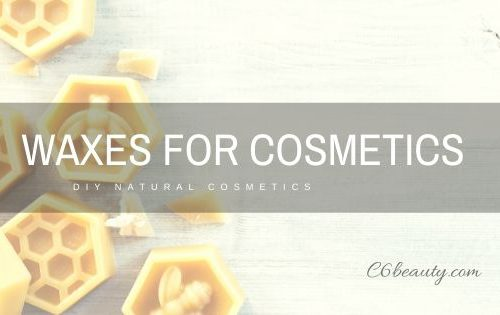 Waxes for Cosmetics