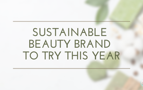 sustainable beauty brand