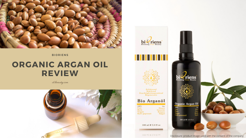 bio argan oil  bioriens review