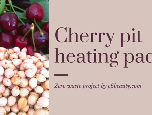 cherry pit heating pad