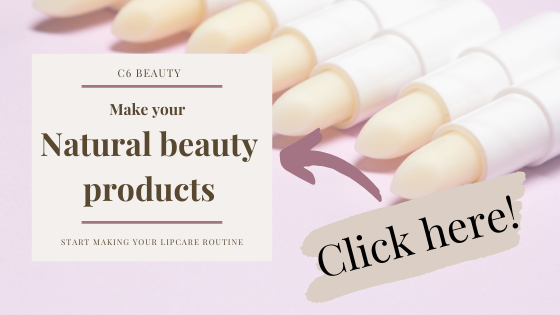 Natural beauty products DIY
