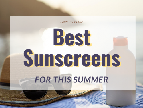 best sunscreens for summer