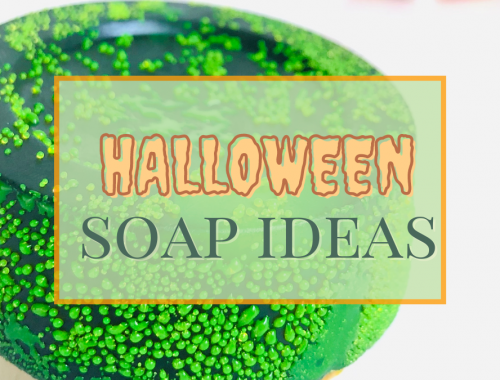 halloween soap ideas